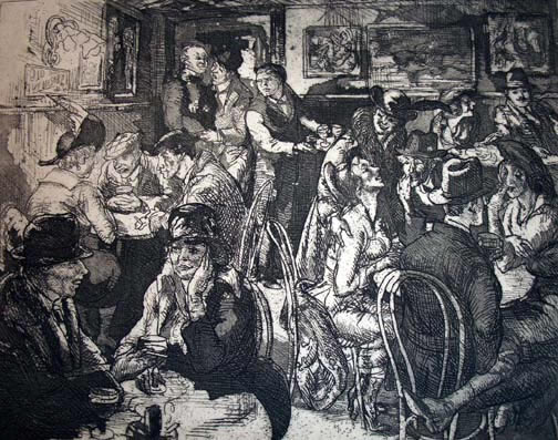 The Hell Hole, as depicted by John Sloan