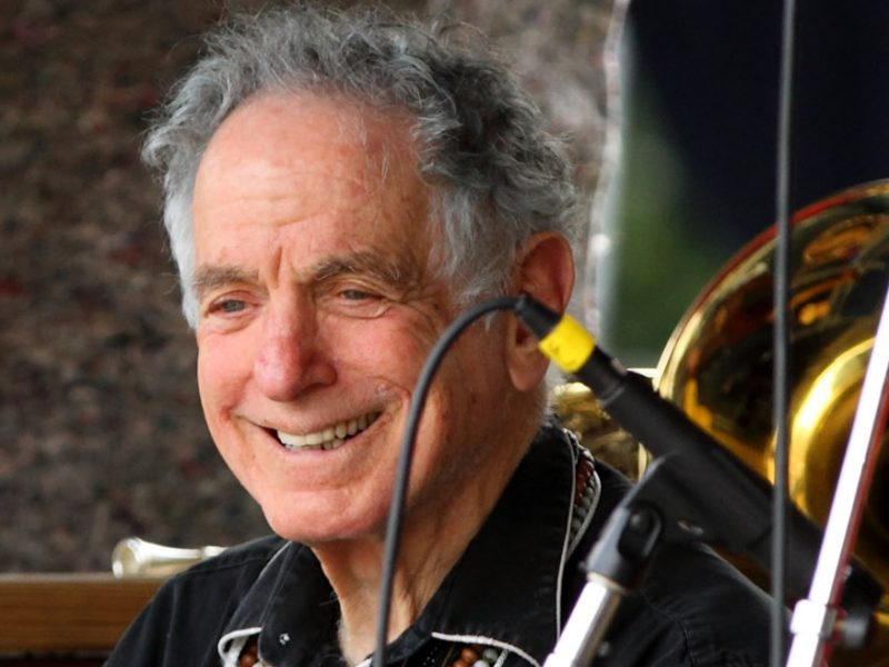 The Village Trip is honored to announce David Amram as Artist-in-Residence
