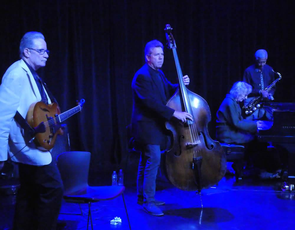 Jazz in the Village 2018