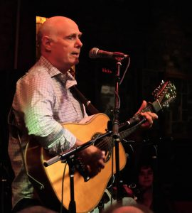 John Heller pays tribute to Bob Gibson at Talkin' New York Folk Revival