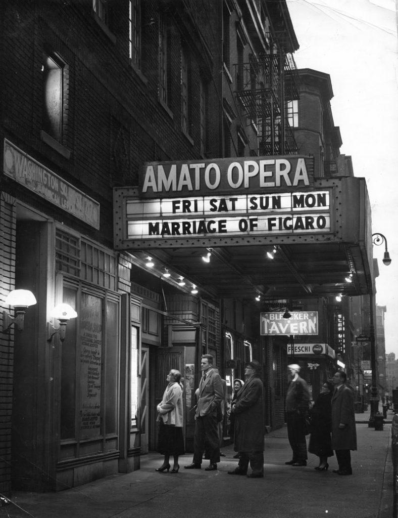 Amato Opera on Bleecker Stree