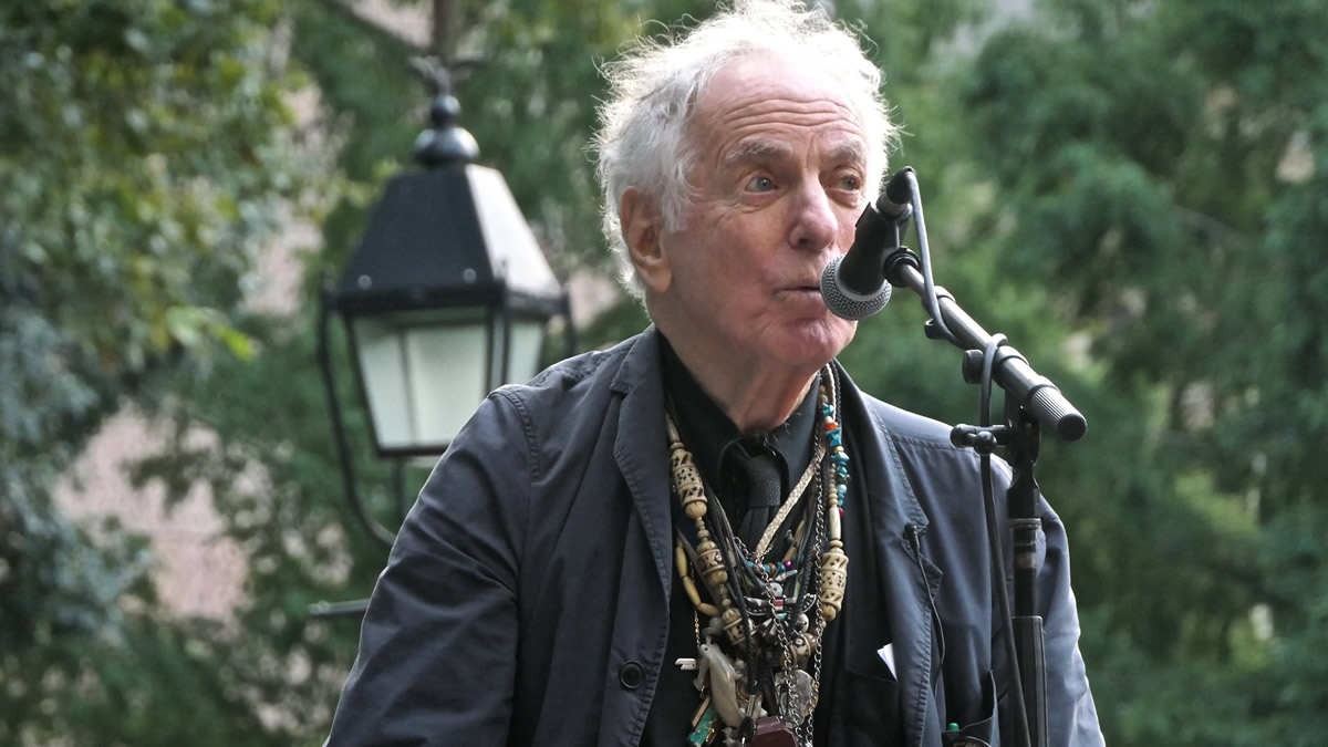 David Amram at the Concert in the Park 2018