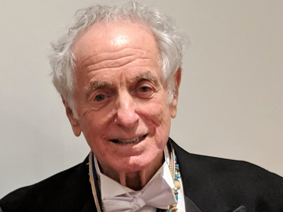 David Amram: Artist Emeritus of The Village Trip
