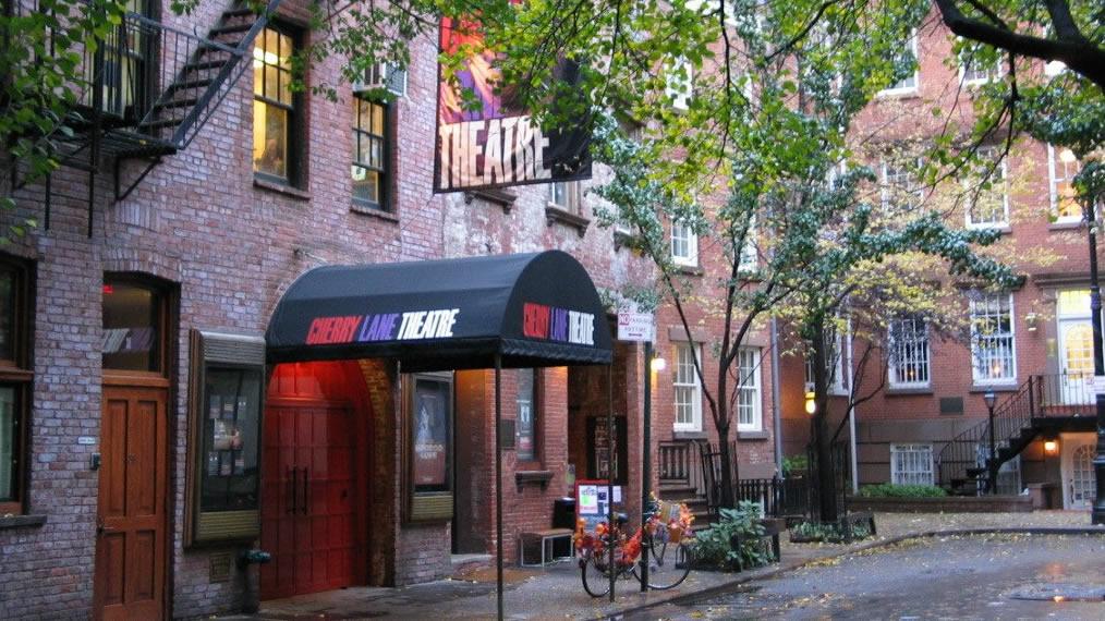 Cherry Lane Theatre Greenwich Village