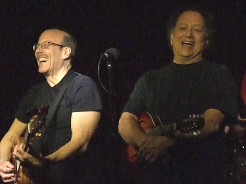 David Buskin and Robin Batteau