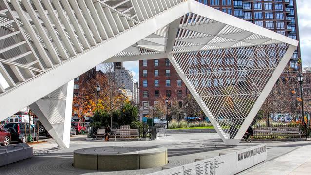 New York City AIDS memorial