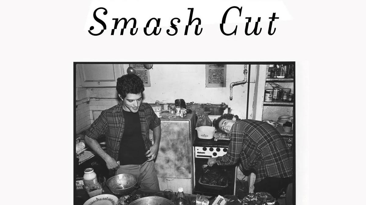 Smash Cut book cover detail