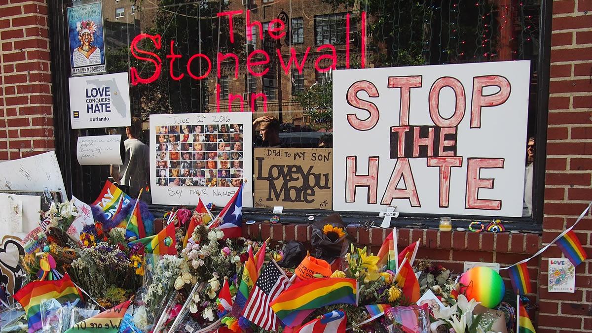 Stonewall Inn Pride Weekend 2016